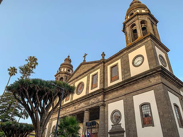 Kathedrale von San Cristobal de La Laguna