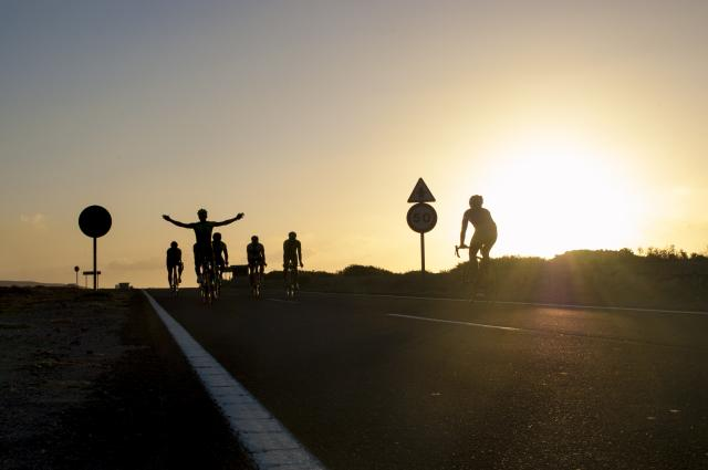 Radfahren auf Teneriffa