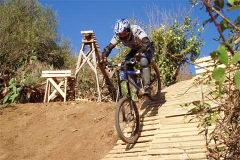 Trendsport auf Teneriffa: Ganzjährig Biken bei 23 Grad Celsius